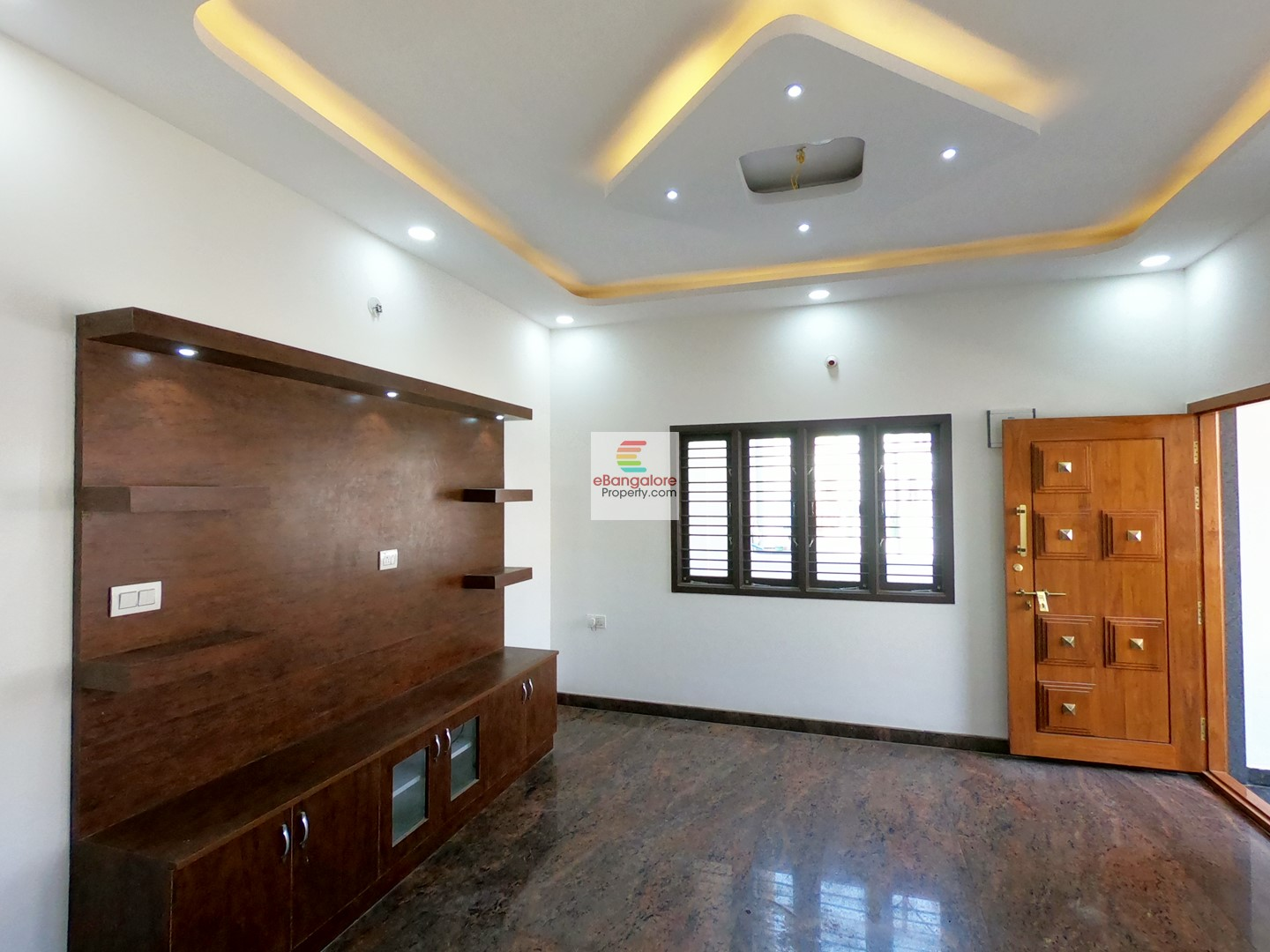 Jalahalli East – 3 Unit Building For Sale on 38×30 – With Modern Interiors