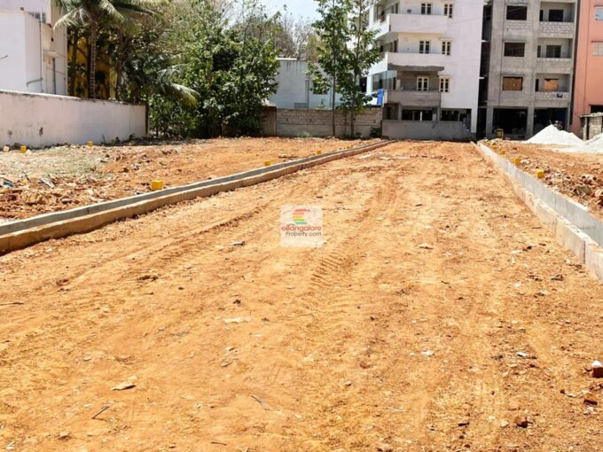 30x40 site for sale in hebbal