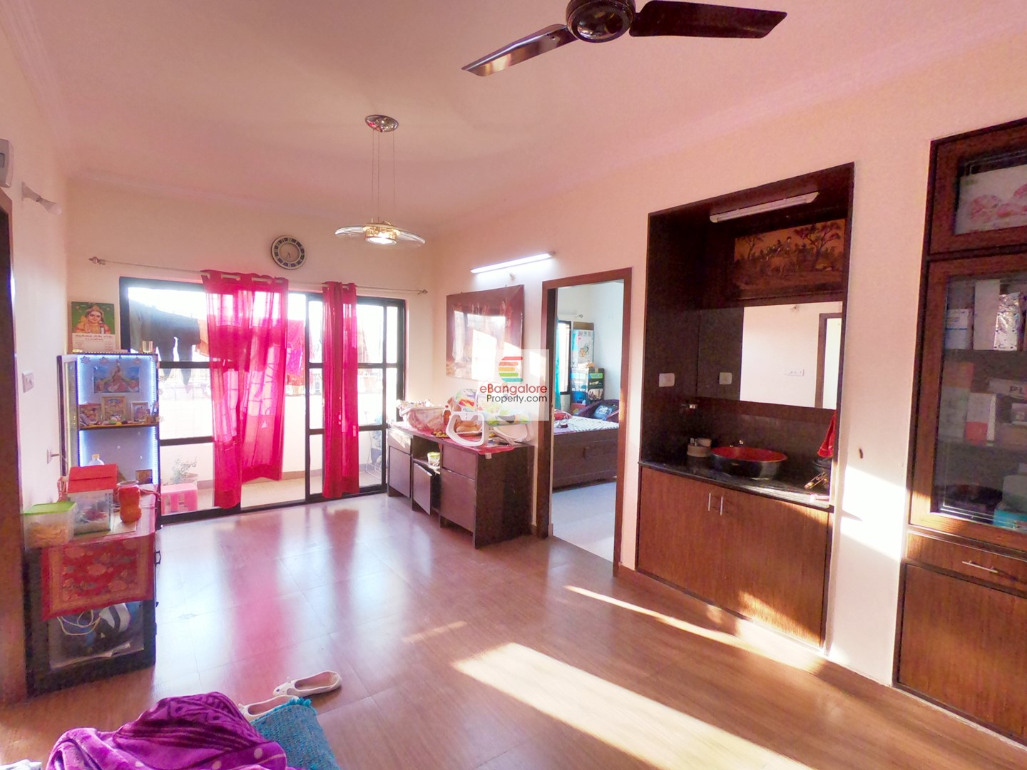 Yemalur HAL Road – 3BHK Semifurnished Flat For Sale – Near HAL Airport