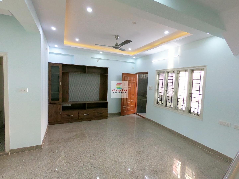 Cozy Home 20 – Nagarabhavi Ext – 3BHK+1BHK Independent House For Sale – Spaciously Made
