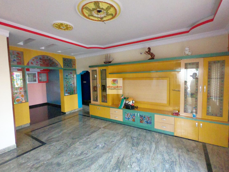 Jalahalli Abbigere – 4 Unit Building For Sale on 30×40 – E Khata