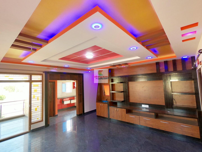 Vidyaranyapura Extension – East Facing 4 Unit Building For Sale on 30×45 – E Khata