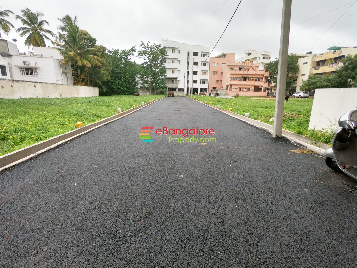 Hebbal BEL – 25×40 A Khata Sites For Sale in a Gated Community – New Launch