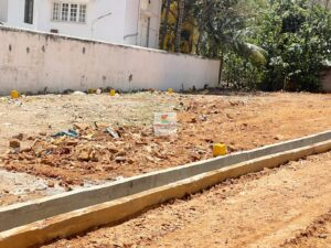 site for sale in hebbal