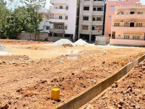 site for sale near hebbal
