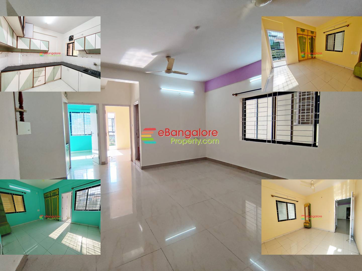 BTM Layout 3rd Stage – 2BHK Semifurnished Flat For Resale – A Khata