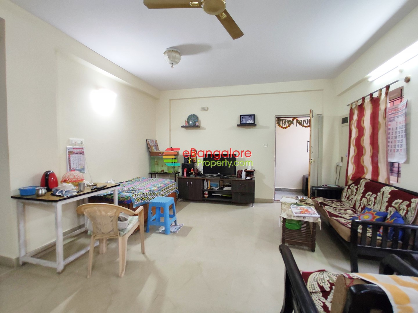 BTM Layout Ext – 2BHK Premium Apartment For Sale with Amenities – Near Meenakshi Mall