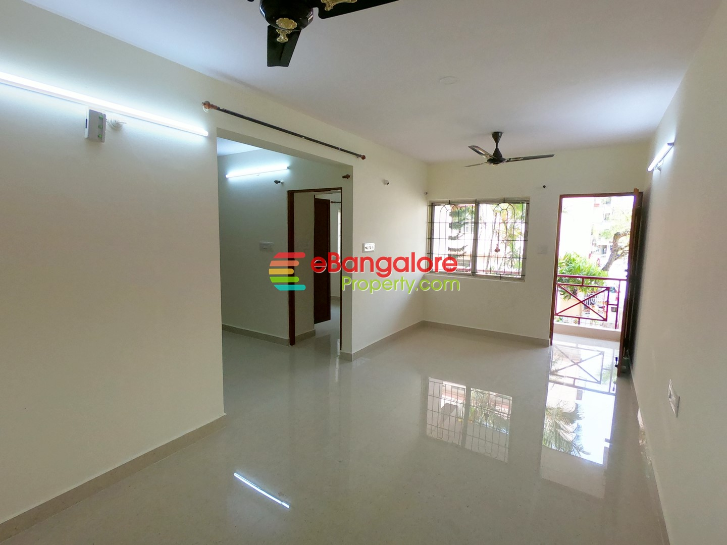 Ganga Nagar – 2BHK A Khata Flat For Resale – Semifurnished