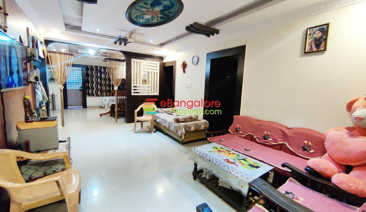3bhk apartment for sale in btm layout