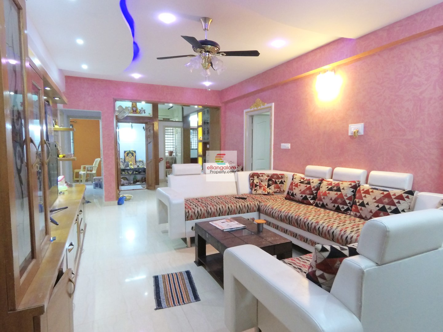 Padmanabha Nagar Ext – 3BHK Premium Apartment For Sale – Furnished Deal