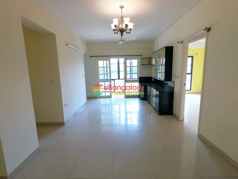 Sahakar Nagar – 3BHK Premium Apartment For Resale – On KIAL Road