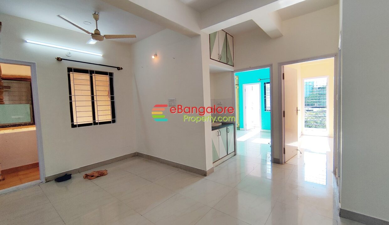 flat for sale in btm layout
