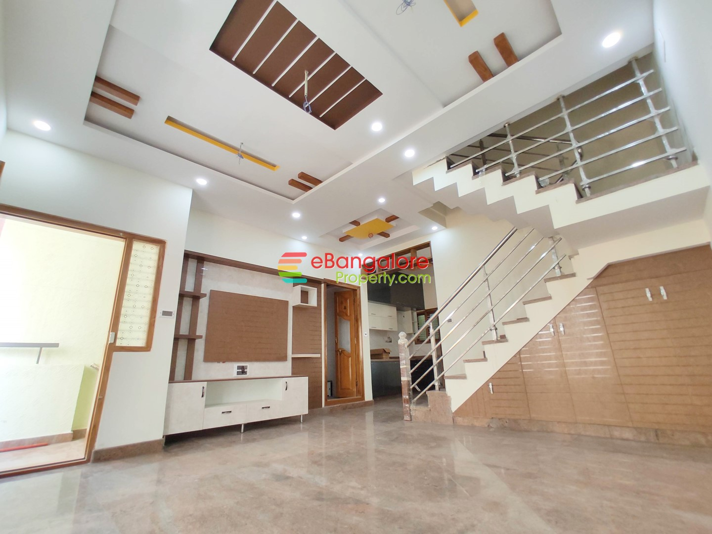 JP Nagar BDA Cozy Home 21 – 3BHK Modern House For Sale – With 1BHK Unit
