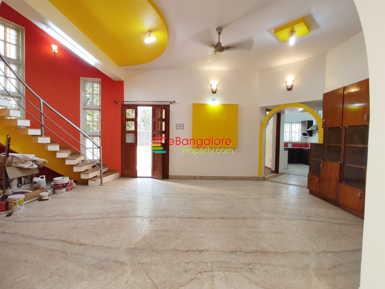 Grace Bungalow 2 JP Nagar Ext – 40×62 Duplex 4BHK Home For Sale – With Backyard Garden
