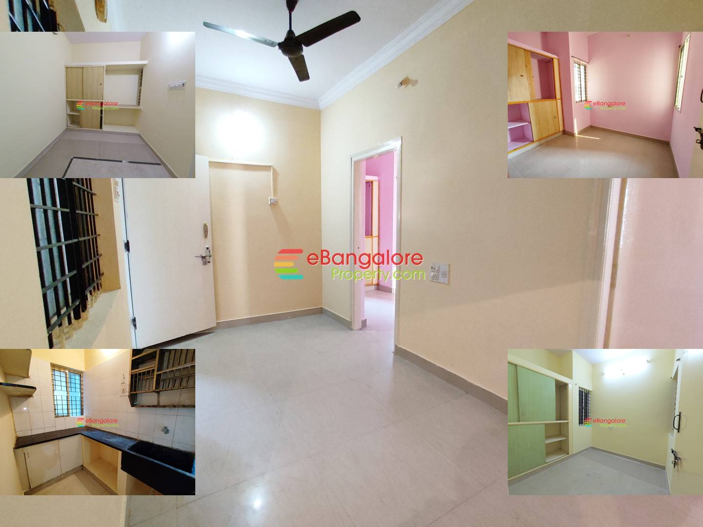 JP Nagar 5th Phase – 6 Unit Building For Sale on 20×40 – East Facing