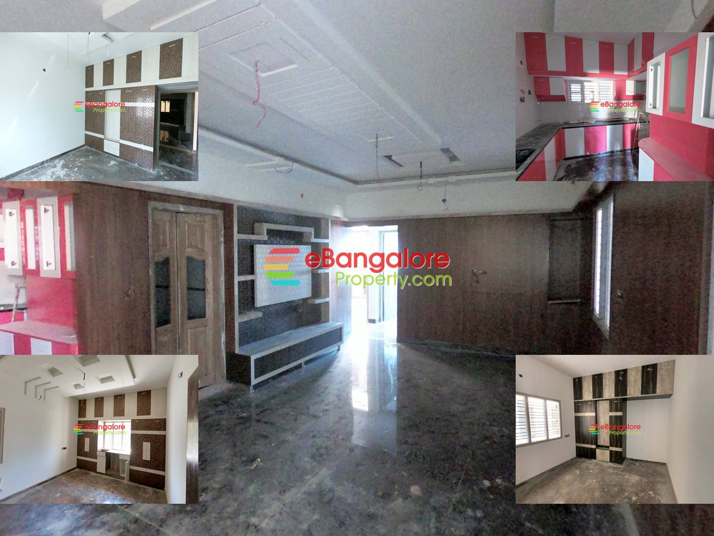 Jallahalli Abbigere – 6 Unit Building For Sale on 30×45 – Semifurnished