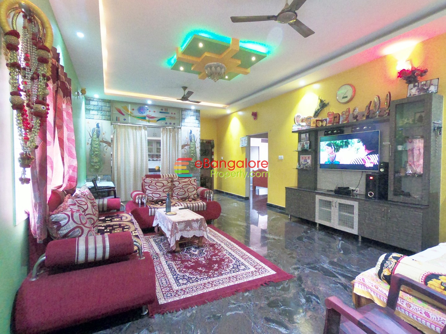 Peenya Ext Andrahalli – 5 Unit Building For Sale on 30×40 – Semifurnished