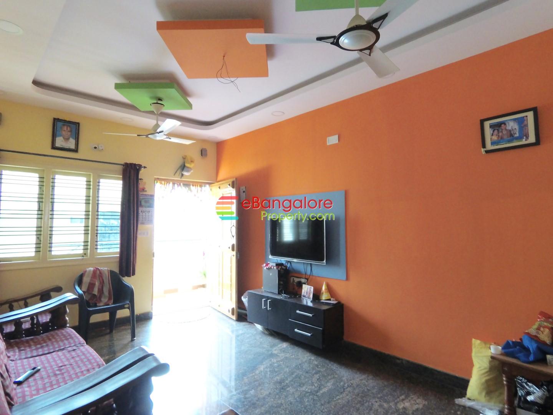 Banashankari Ext BLR 19 – 5 Unit Building For Sale on 25×40 – Semifurnished