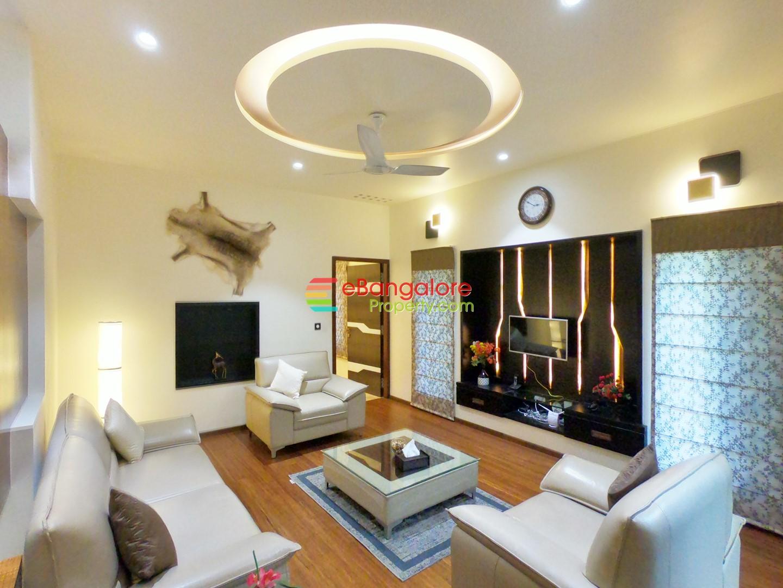 HRBR Layout BDA – 40×60 Lavish 4BHK Furnished Bungalow For Sale – Marvel Villa 6