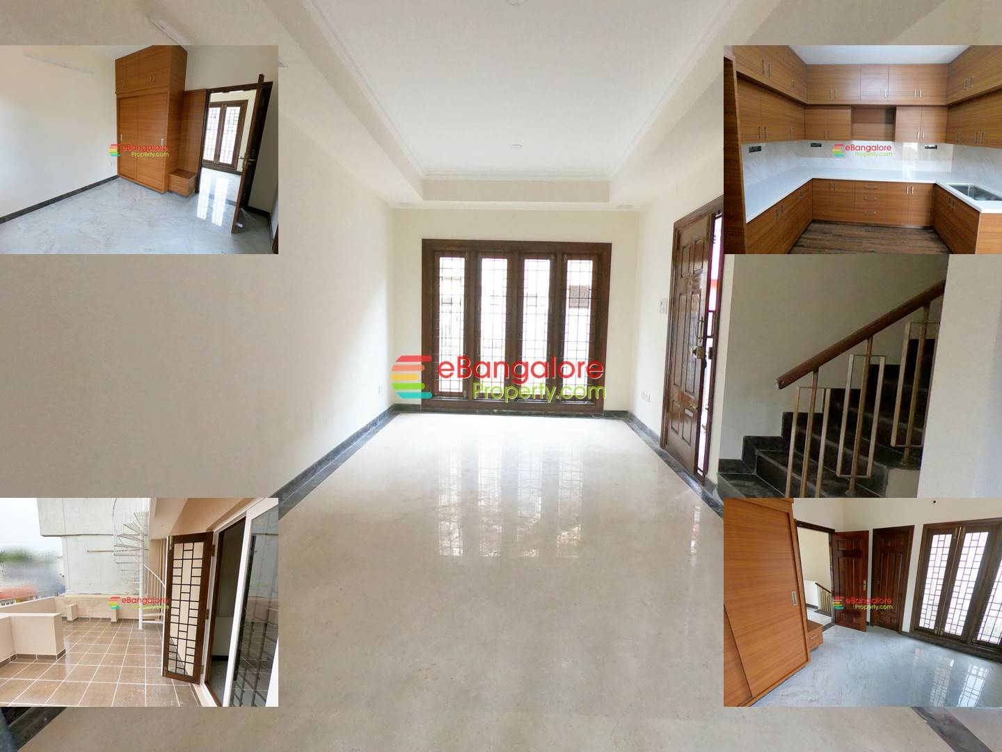 HRBR Layout – 3BHK Duplex Independent House For Sale – BDA Property