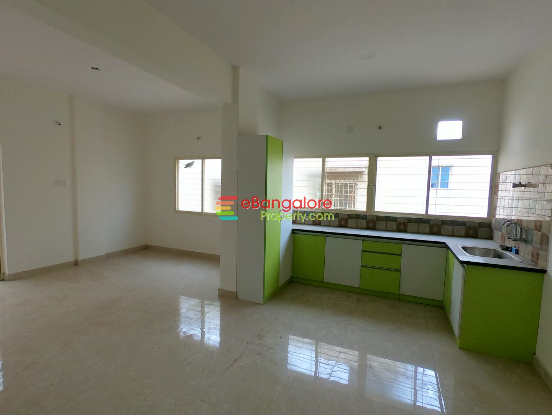 Shivajinagar – 2BHK Brand New Flat For Sale – Near Commercial Street