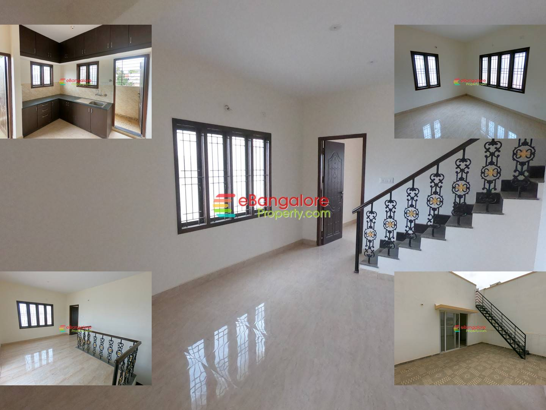Thanisandra Road – 4BHK Triplex House For Sale on 20×40 – Plus 1BHK Unit