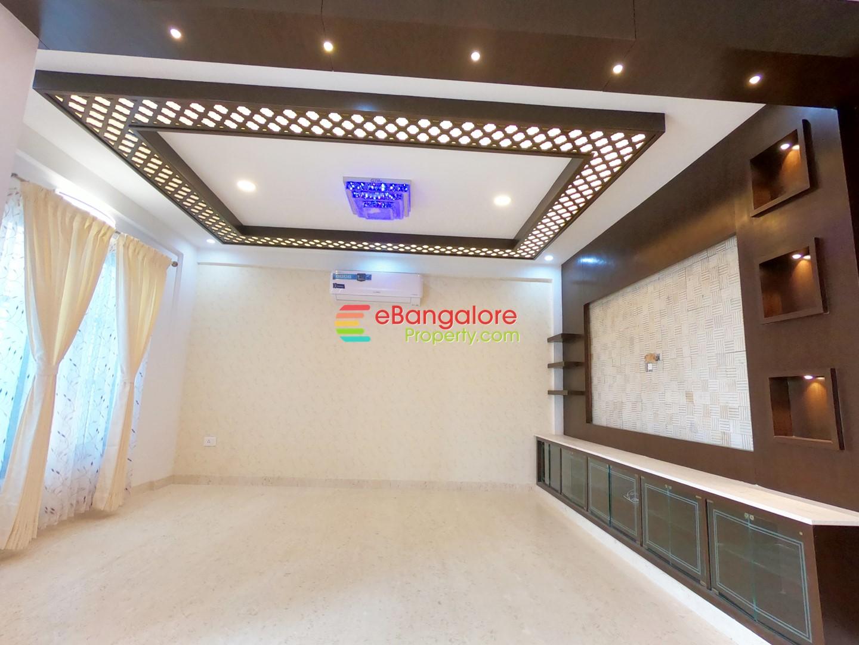 Jakkur A Khata – 3BHK Modern House For Sale With Home Theater on 30×40 – Lavish Home 11