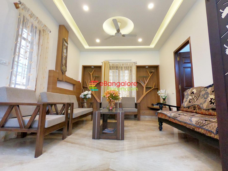 Jakkur Telecom Layout – 4BHK Duplex House For Sale on 30×40 A Khata Site – Shine Villa 19
