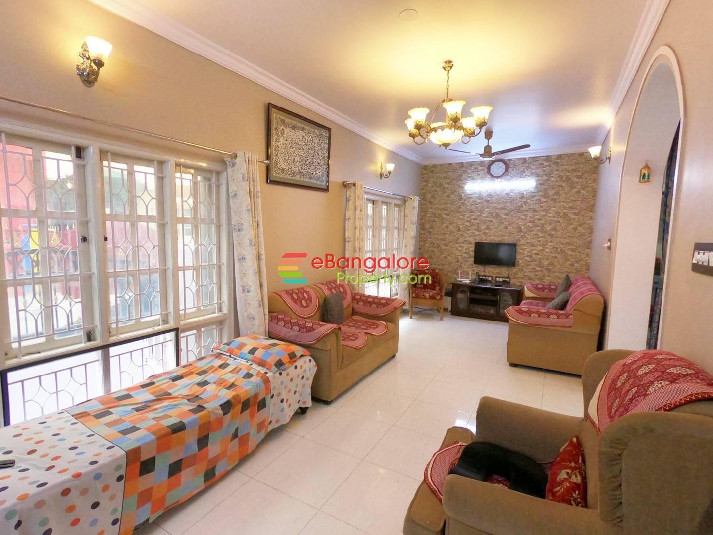 RT Nagar Extension – 3BHK Duplex House For Sale on 40×30 – A Khata