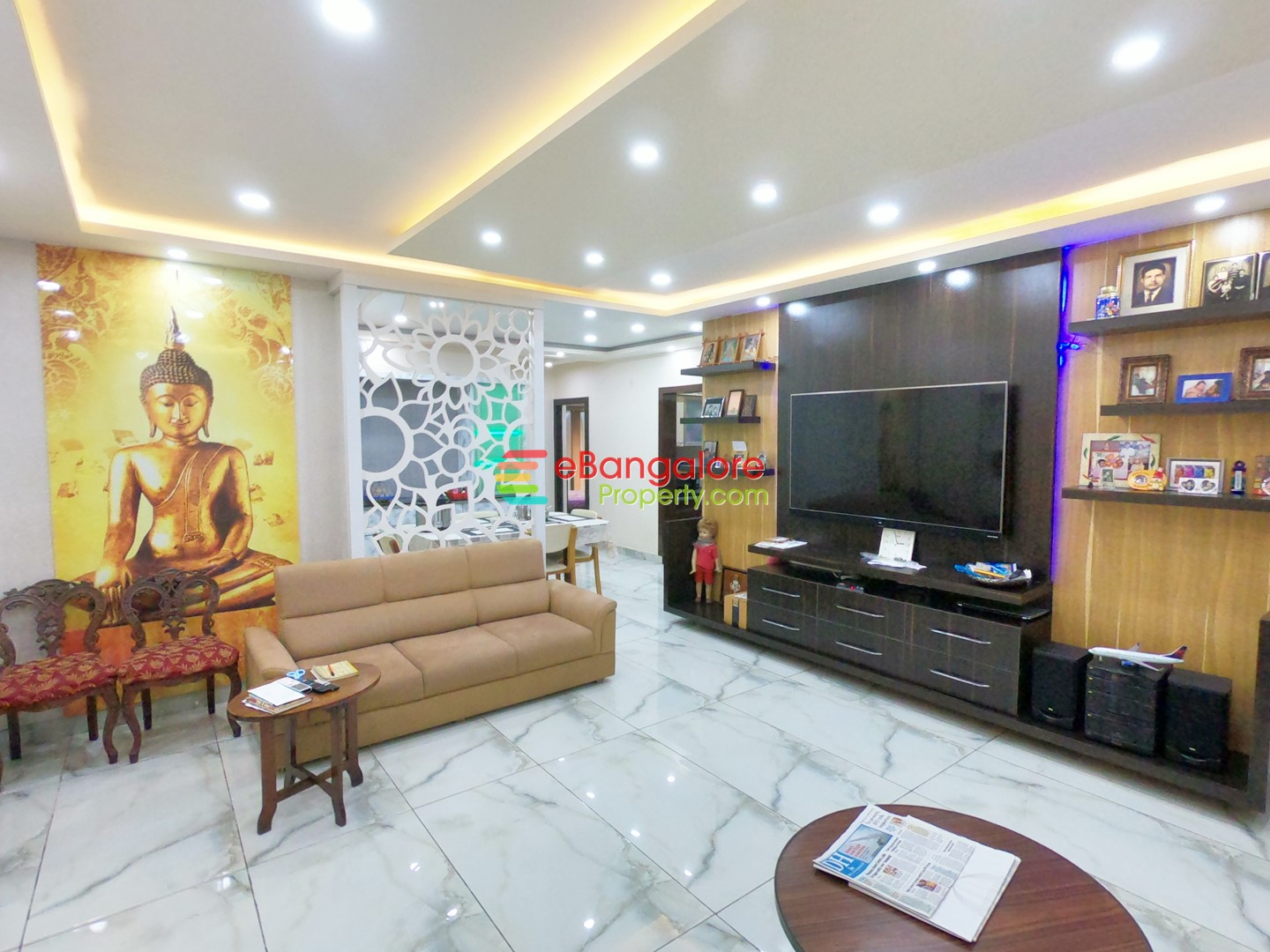 Dollars Colony – 3BHK Lavish Apartment For Sale –  With Amenities