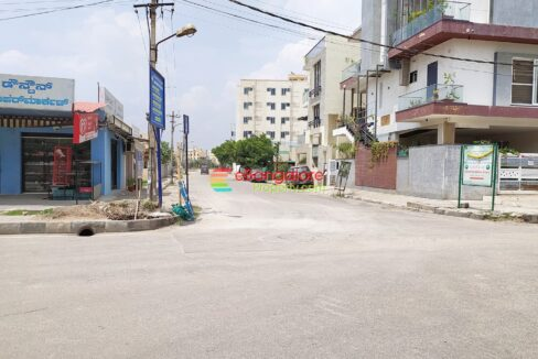 commercial site for sale in hbr layout