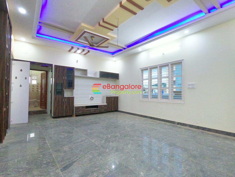 Ramamurthy Nagar – 30×40 Independent Semifurnished House For Sale – 2BHK+1BHK
