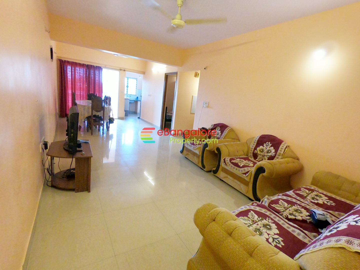 Frazer Town – 2BHK Apartment For Resale in Posh Location – With A Khata