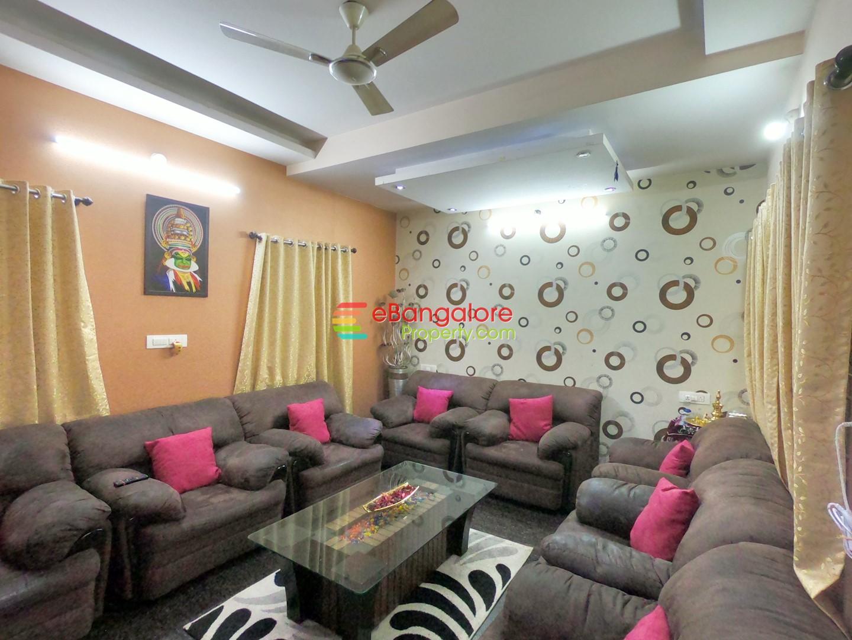 Banaswadi Horamavu – 3BHK Duplex East Facing House For Sale on 40×30 – Zen Home 1