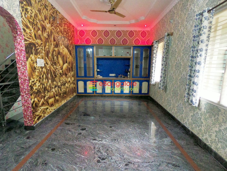 Nagarabhavi Ext – 3BHK Triplex House For Sale on 20×30 – Cozy Home 29