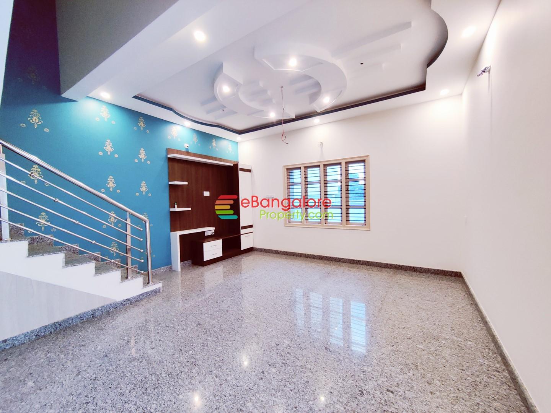 JP Nagar Ext BDA – 3BHK Semifurnished Triplex House For Sale – Cozy Home 28