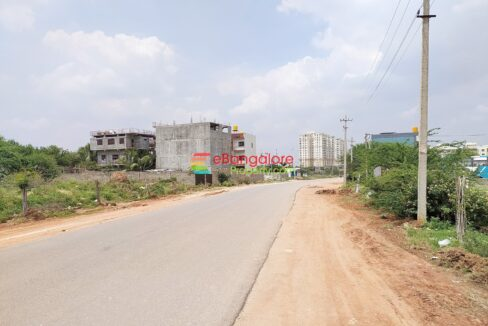 site for sale in hbr layout