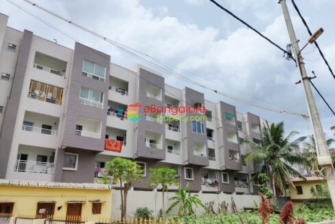 apartment for sale in electronic city