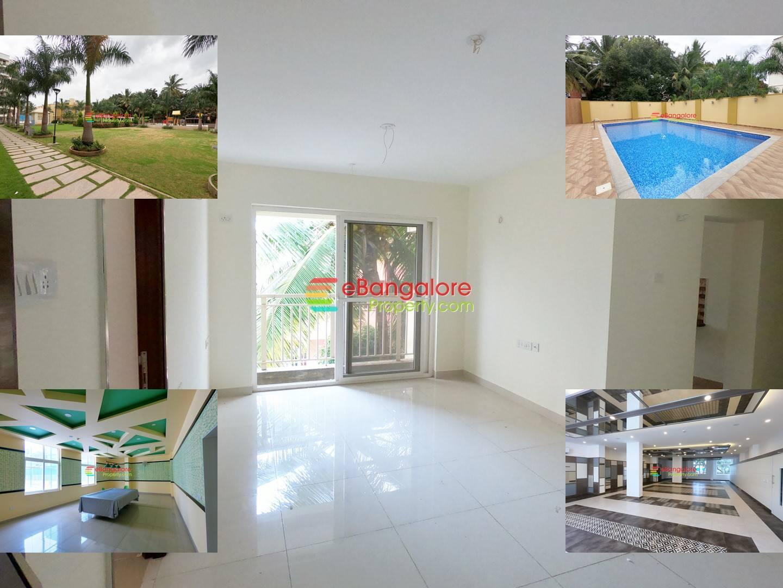 RT Nagar – 2BHK Premium Flats For Sale with Luxury Amenities – A Khata/OC/CC