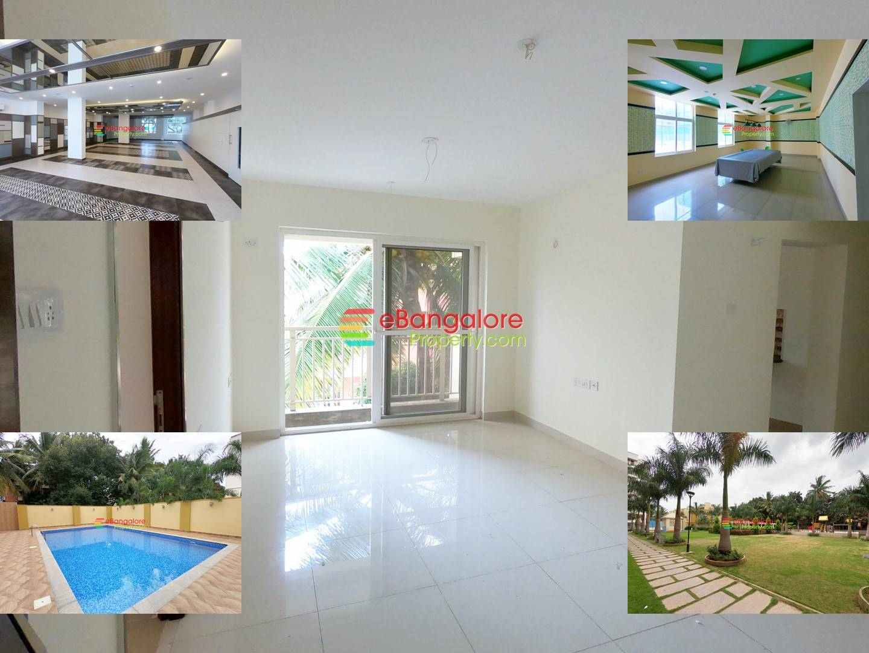 RT Nagar – 3BHK Premium Flats For Sale With Luxury Amenities – A Khata/OC/CC