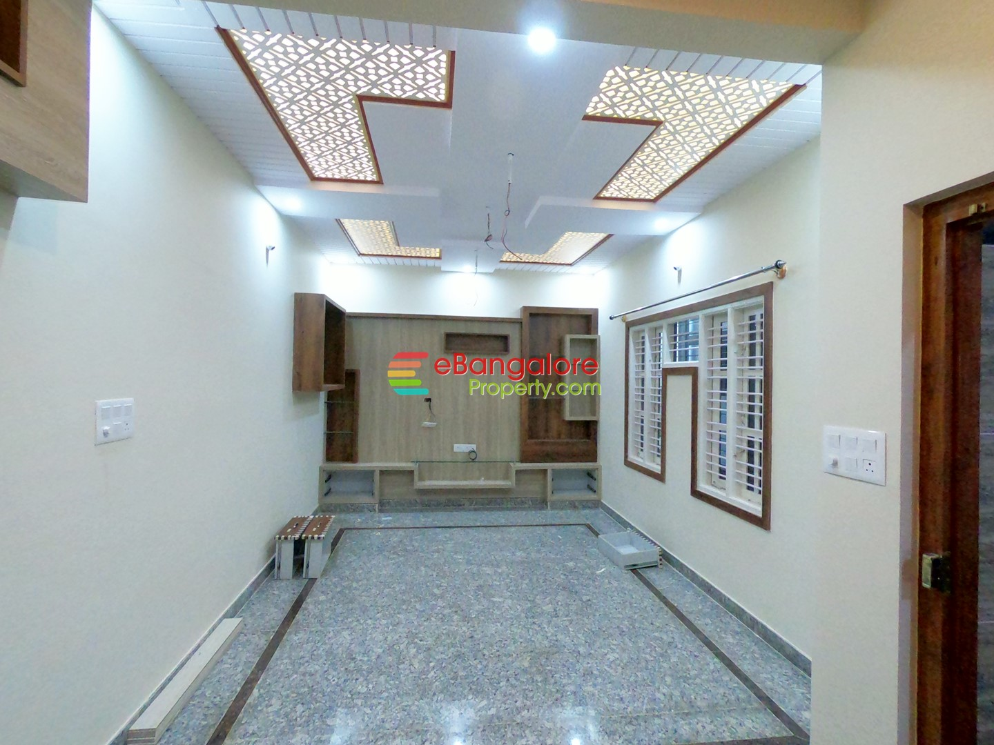 Kalkere Ext E Khata – 3BHK+2BHK Independent House For Sale on 25×40 – Semifurnished