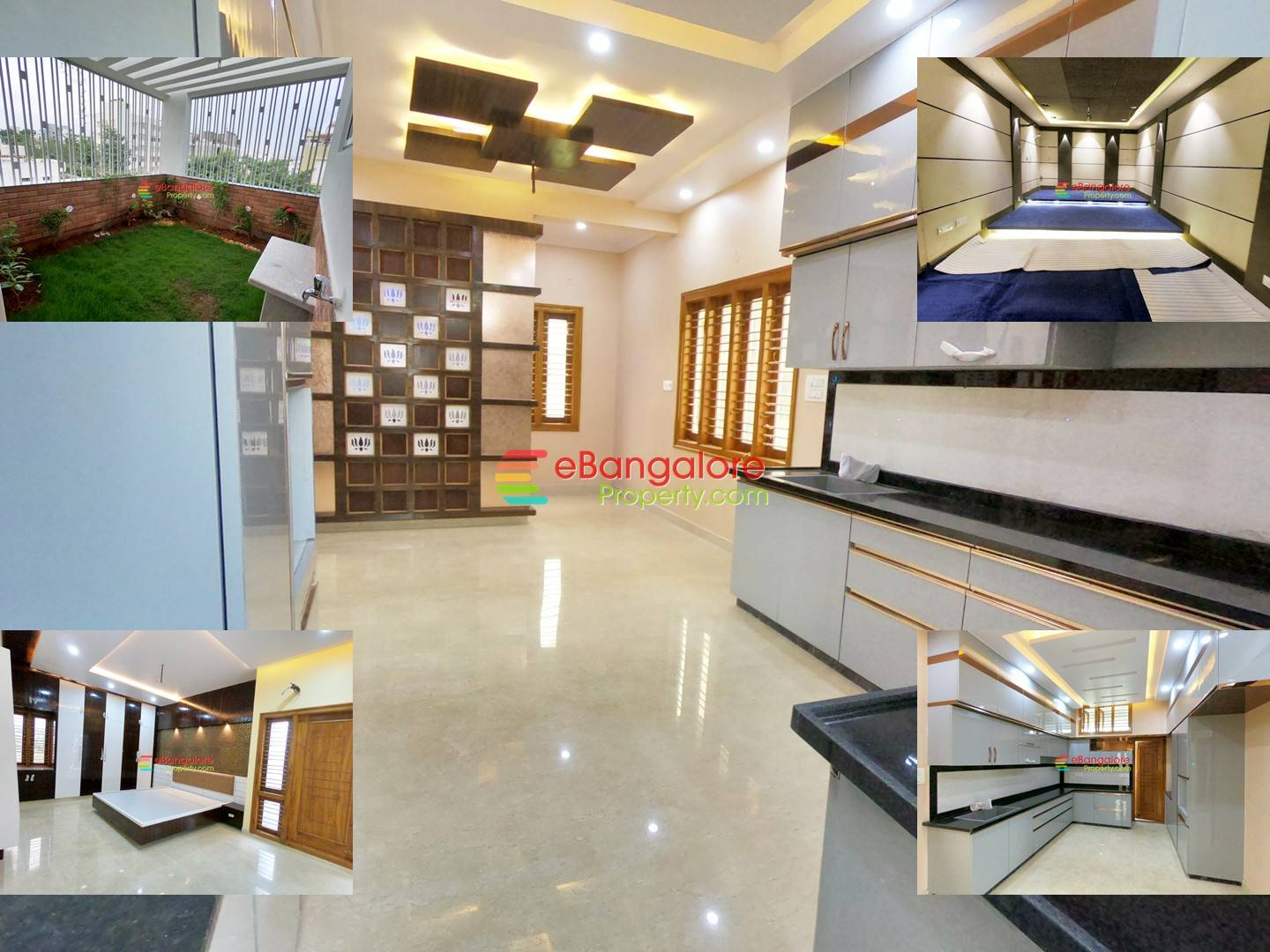 RR Nagar Ext BDA – 4BHK House with Lift and Home Theater For Sale on 30×40 – Lavish Home 11