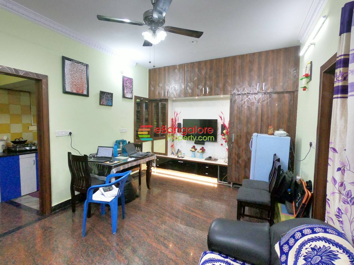 OMBR Layout BDA – 3BHK Duplex House For Resale on 20×30 – With 1BHK Unit