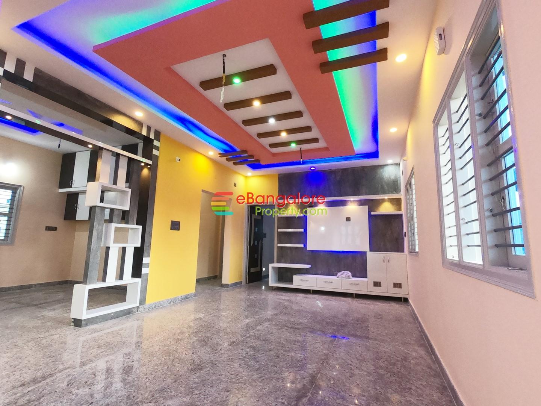 Jalahalli Abbigere – 4 Unit Building For Sale on 30×40 Corner – Semifurnished