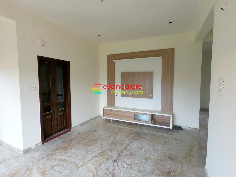 Nagarabhavi Ext A Khata – 4 Unit Building For Sale on 33×40 – East Facing