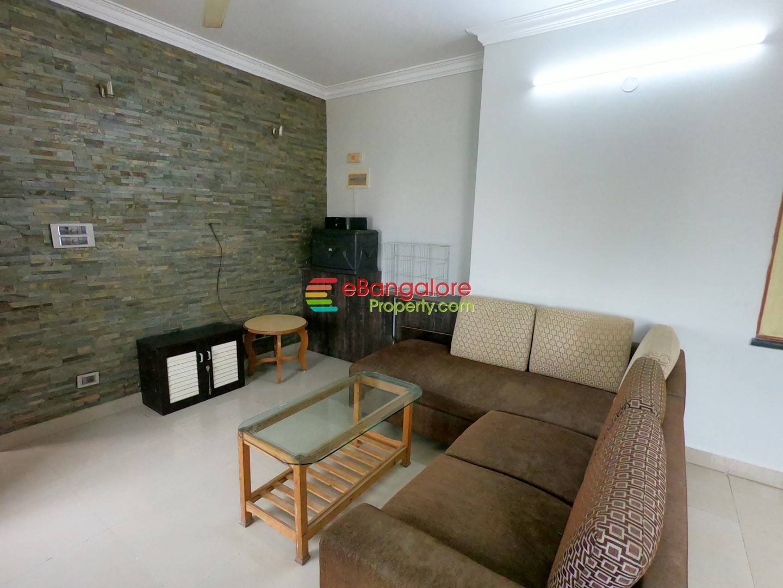 Kalyan Nagar Ext – 2BHK Semifurnished Flat For Sale – East Facing