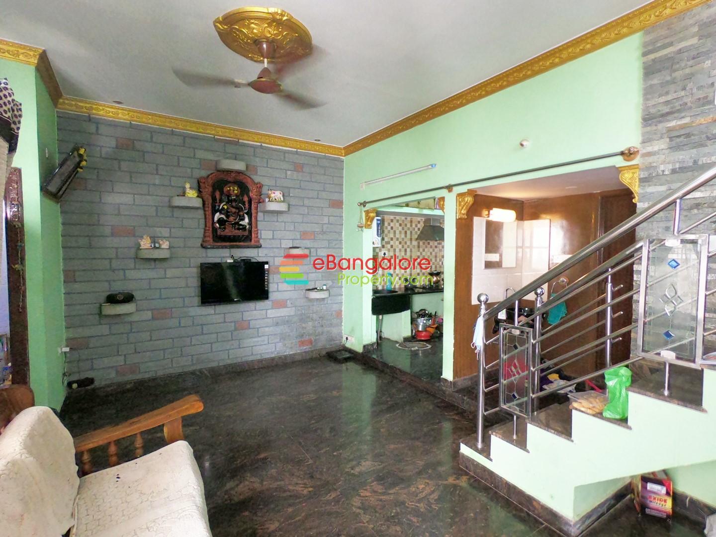 RT Nagar A Khata – 4BHK Duplex Plus 3 Units Building For Sale on 27×54 – Semi Commercial