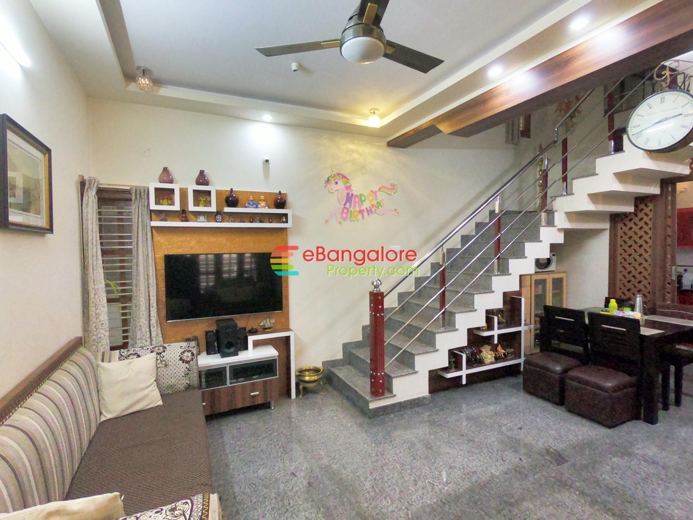 BTM Layout Extension – 4BHK Duplex House For Sale on 35×30 – DC Halli