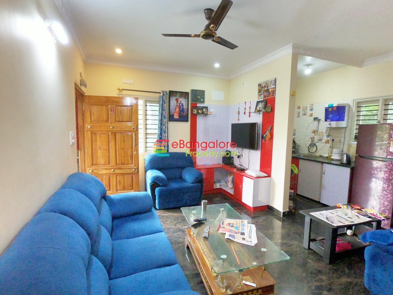 BTM Ext DC Halli – 9 Unit Rental Income Property For Sale on 30×40 – A Khata
